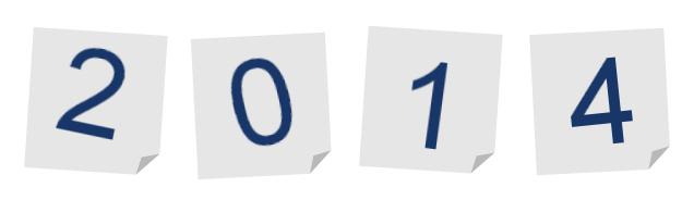 Programmation de l'année 2014