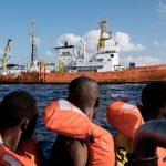 « Les migrants ne savent pas nager»